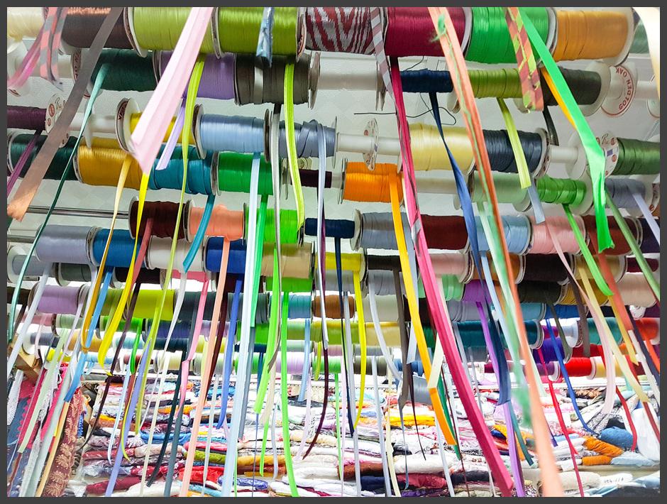 ribbon hanging 2