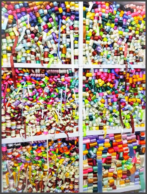ribbon stack